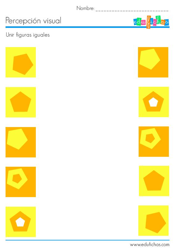 fichas de colores para niños