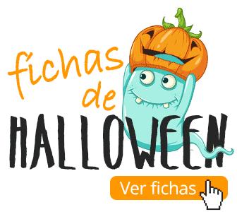 fichas halloween 2017