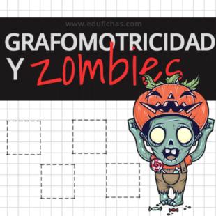 grafomotricidad zombies