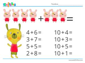 matematicas animales
