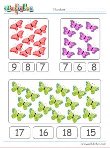 cuantas mariposas hay
