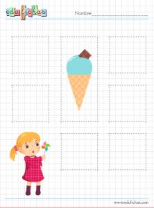 grafomotricidad ejercicio para niños