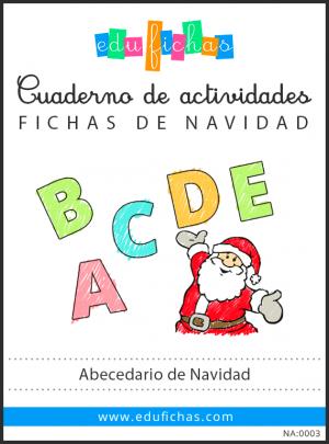 abecedario de navidad pdf