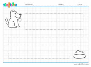 cuadernillo de grafomotricidad pdf