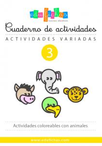 cuaderno actividades variadas 3