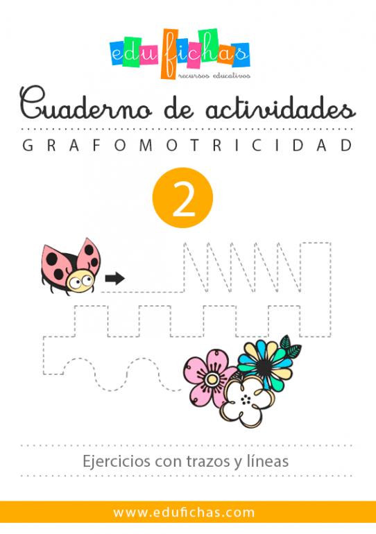 caderno grafomotricidad 2