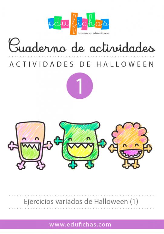 cuaderno halloween 1