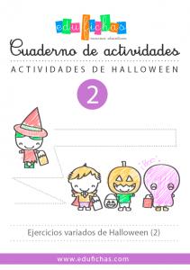 cuaderno halloween 2
