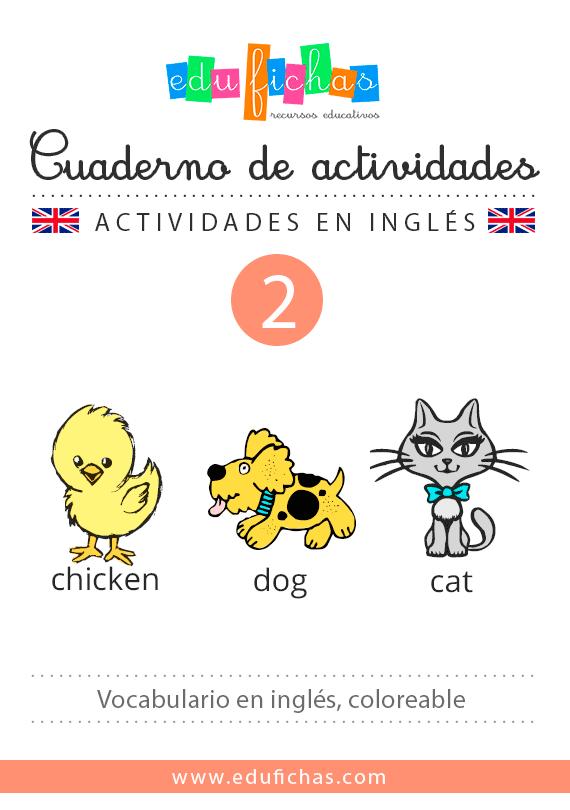 Cuaderno De Vocabulario En Inglés Descargar Pdf