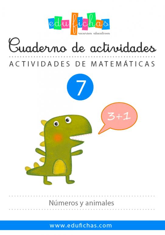 matematicas 7 para niños