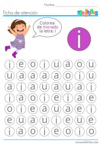 ejercicios con letras estimulacion cognitiva