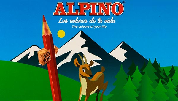 pinturas alpino baratas