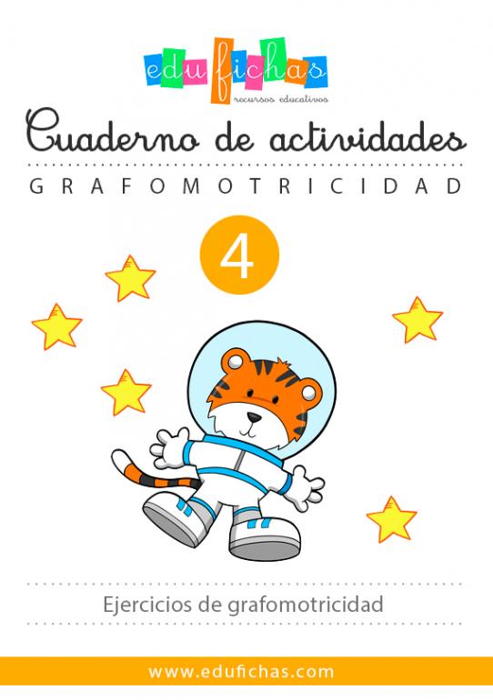 grafomotricidad 4 cuaderno