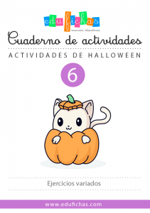cuaderno halloween 6