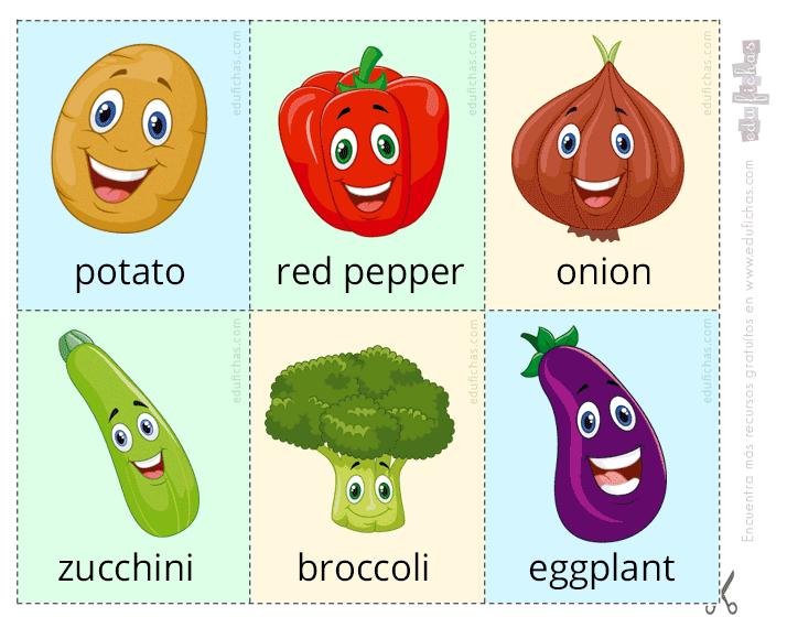 Flashcards Para Niños Cuadernos Para Niños
