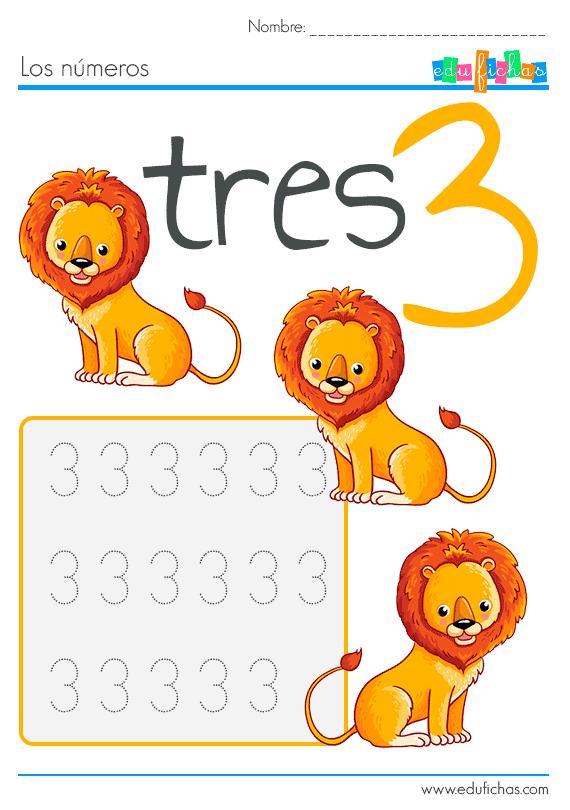 Cuadernillo De Números Gratis Para Niños Descargar Pdf