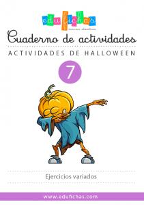 Cuaderno Halloween 2019