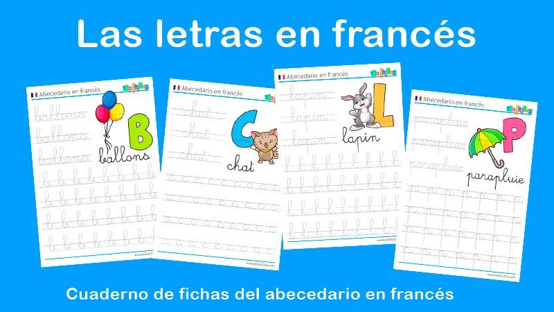 Vocabulario en francés para niños