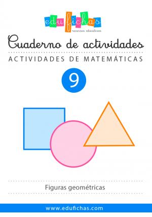 cuaderno de las figuras geométricas infantil