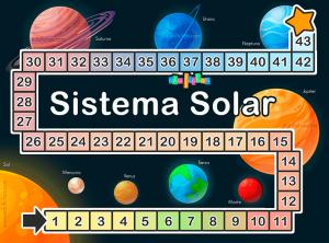 juego del sistema solar