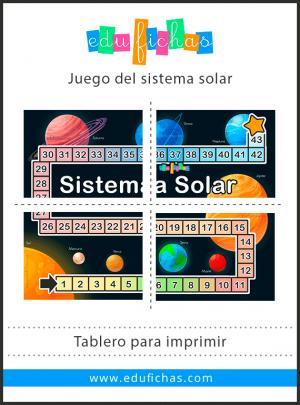juego del sistema solar pdf