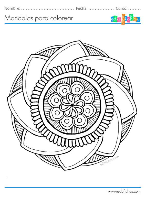 Mandalas Para Colorear Descargar Libro En Pdf Gratis