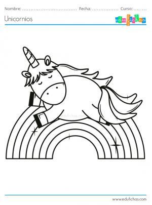 pintar unicornios