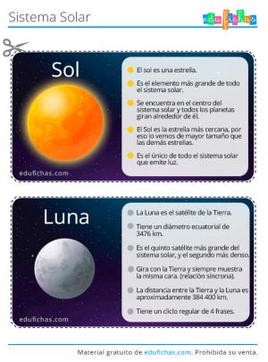 curiosidades del sol y la luna