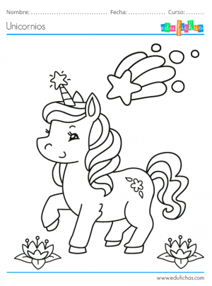 unicornio lindo