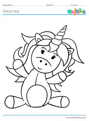 unicornio precioso