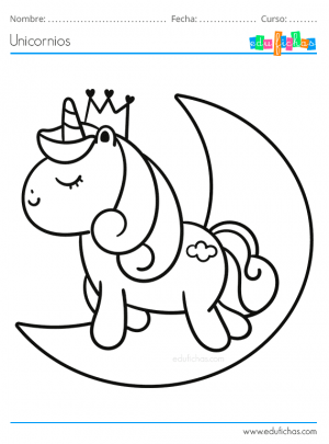 unicornio princesa