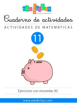 cuaderno monedas primaria pdf