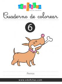 colorear perros