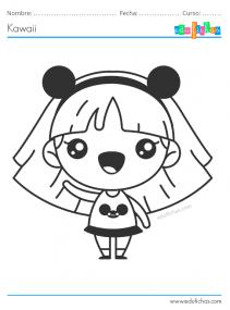 dibujos kawaii