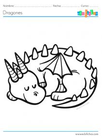 dragón dormido