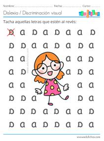 ejercicio con la letra a