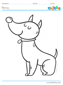 pintar perros gratis