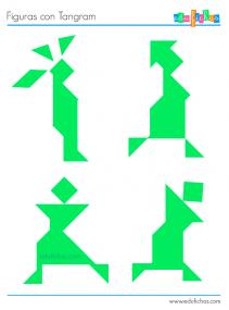 ideas tangram