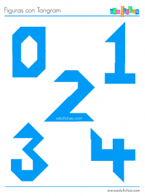 figuras de números
