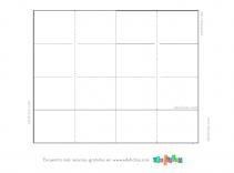tablero triptico para lapbook