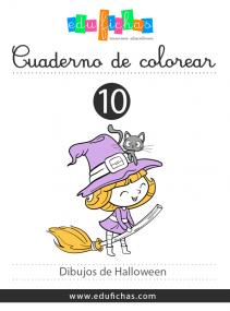 dibujos de halloween pdf