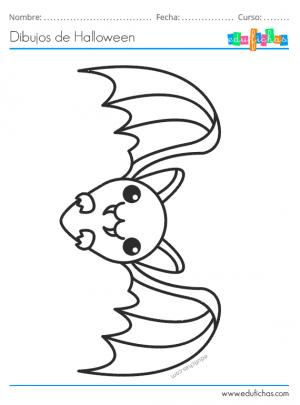 halloween kawaii dibujos