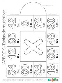 respuestas de la tabla del 6