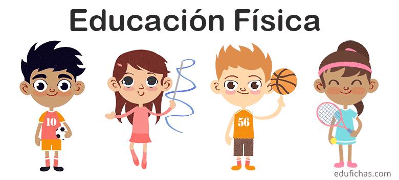 Educación física. Artículo + Imágenes de Educación Física en Primaria