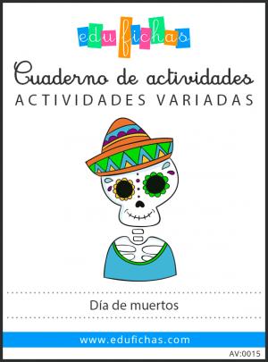 cuaderno día de muertos pdf