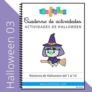Cuaderno de halloween 3