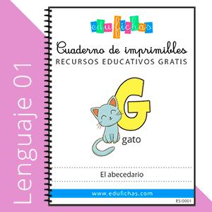 abecedario pdf