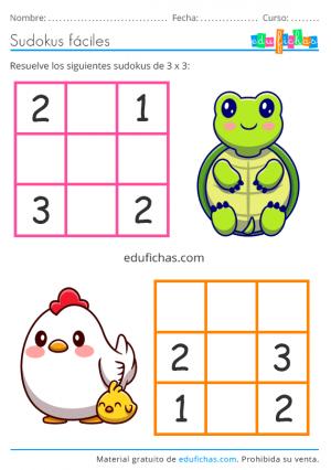 sudoku fácil