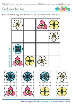 sudoku de imágenes