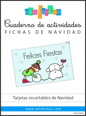 tarjetas navidad pdf